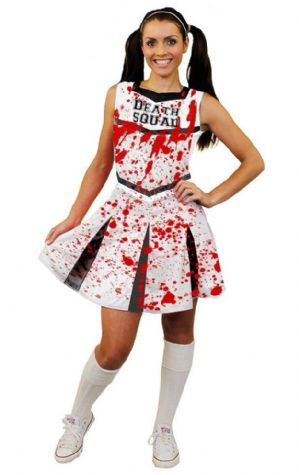 Pink Cheerleader Plus Size Costume